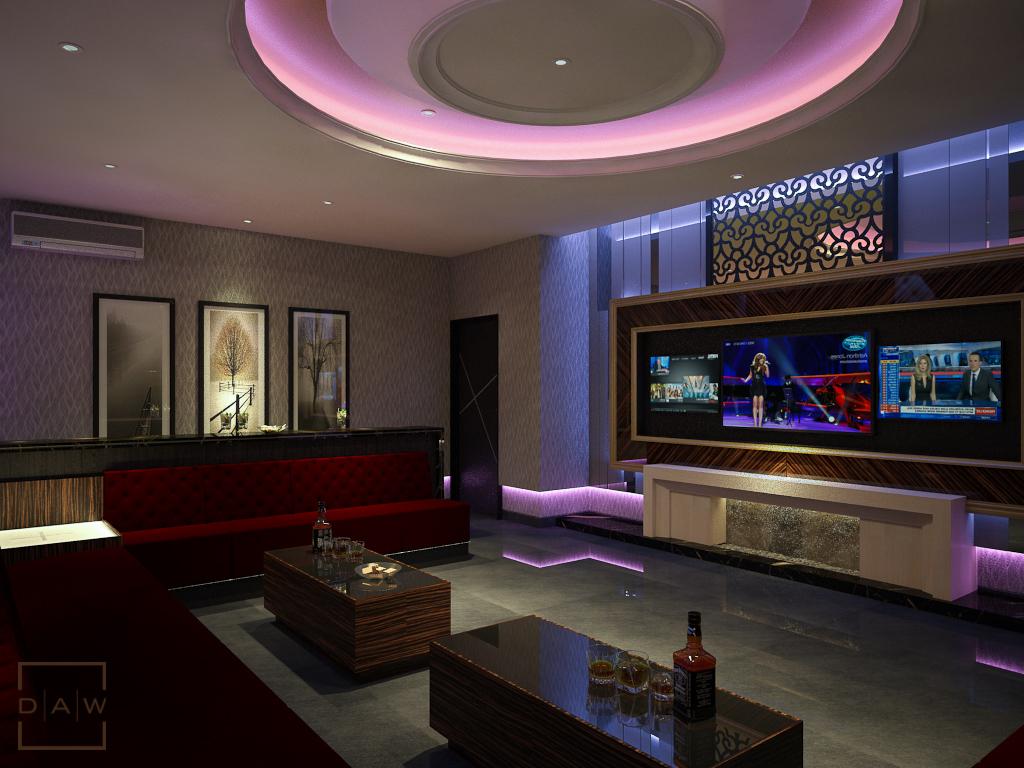 Xq Executive Private Lounge Amp Karaoke Daw Interior