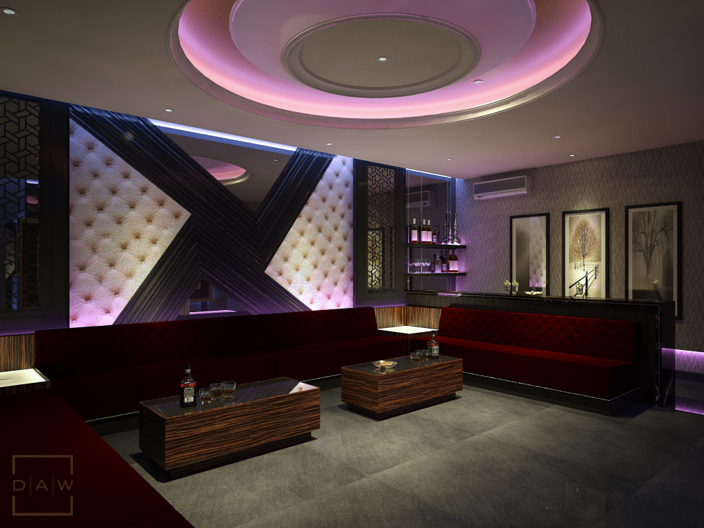 Xq Executive Private Lounge Amp Karaoke Daw Interior